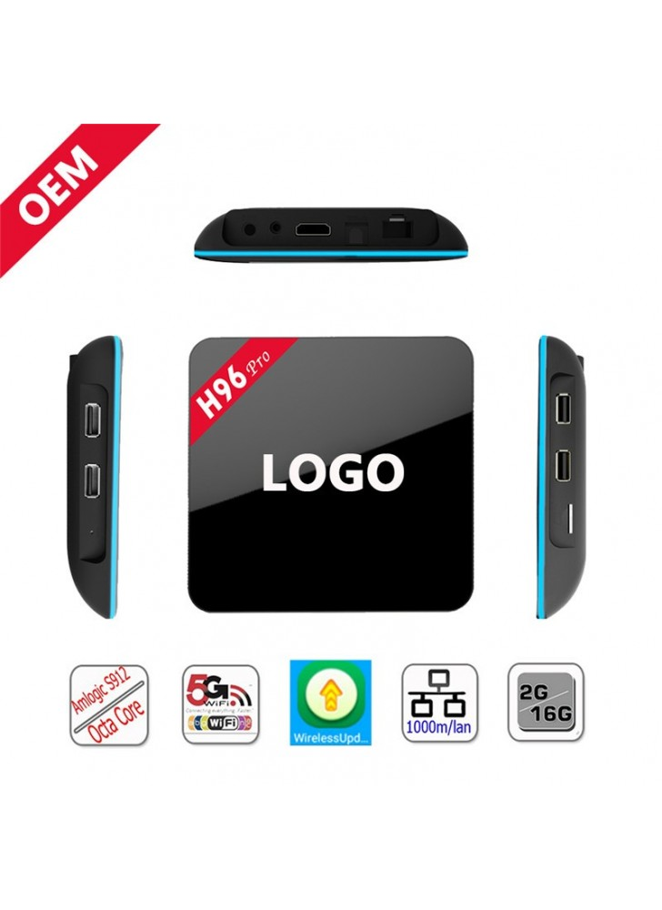 H96 Pro best android stream tv box
