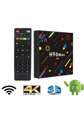 H96 MAX PLUS RK3328 quad core ott box