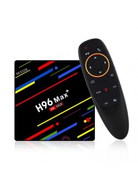 H96 max plus cheapest 2GB+16GB Voice control Android 9.0 tv box