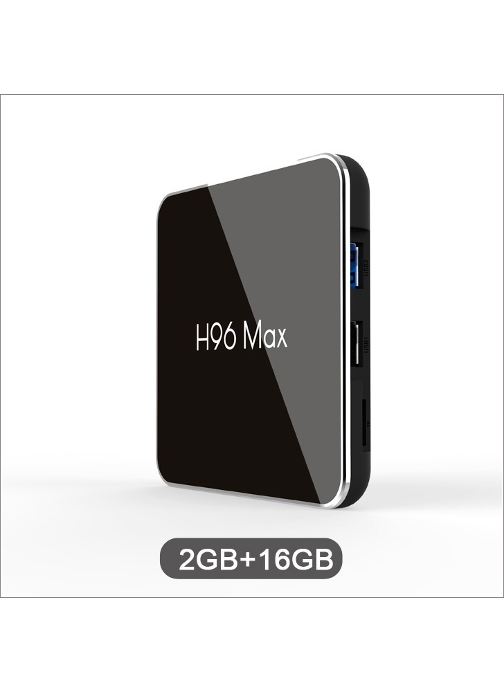 H96 Max X2 Voice remote control Android TV Box
