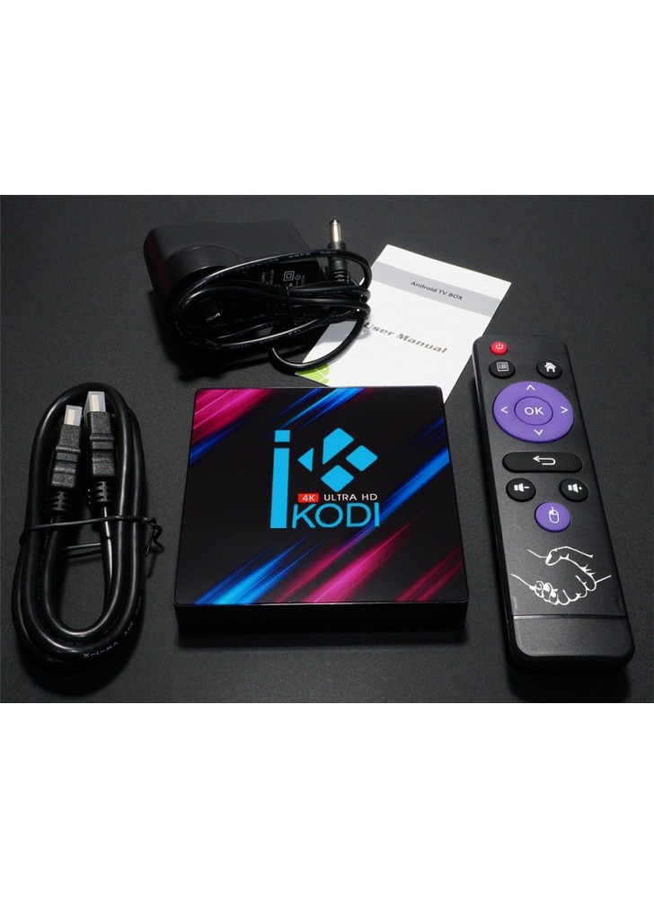 latest custom rk3318 tv box for kodi