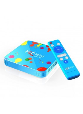 Allwinner CPU solution android box H96 mini h6 factory
