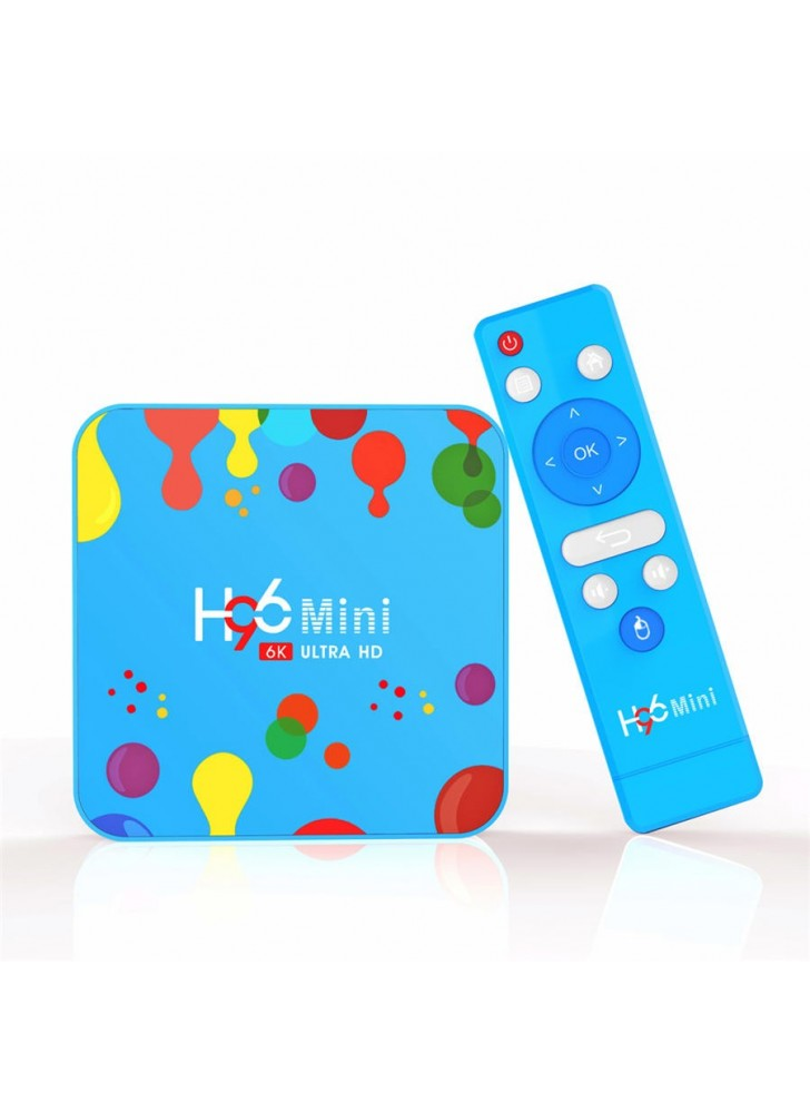 H96 mini H6 android tv box