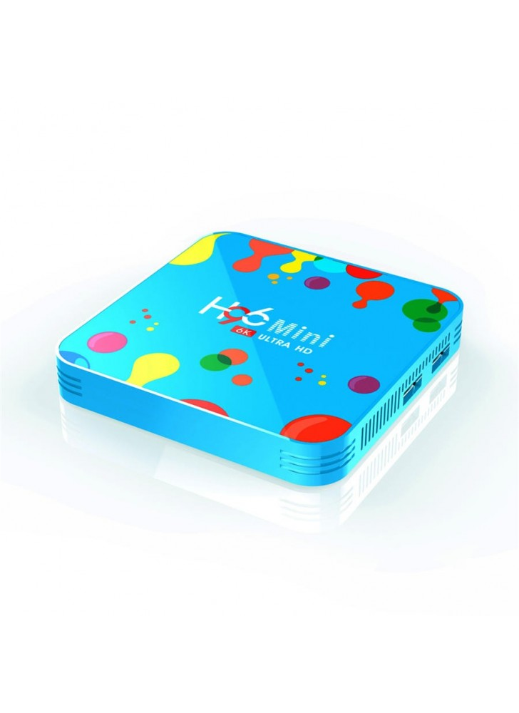 H96 mini H6 best android stream tv box