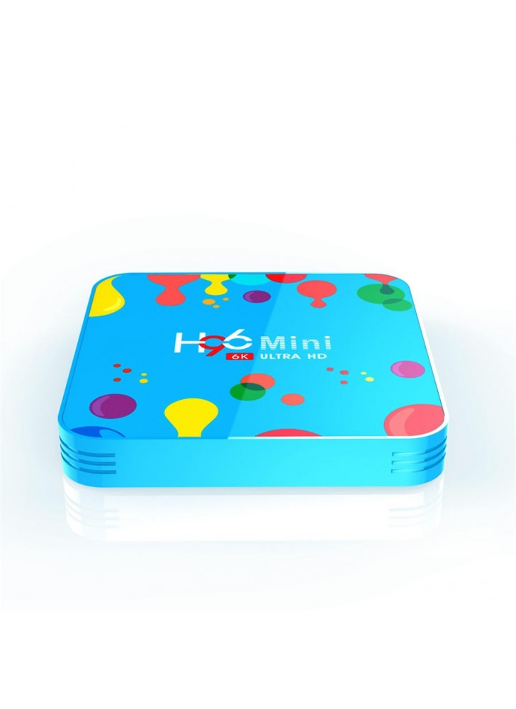 H96 mini H6 android air smart tv box