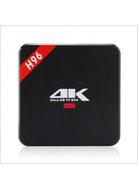 H96 HD Internet Streaming Box TV Android 5.1