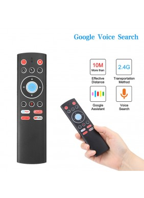 2.4G Smart Remote with Microphone User Manual