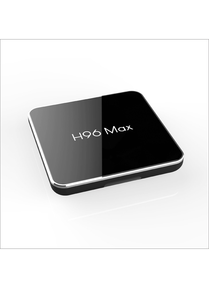 Amlogic S905X2 CPU USB3.0 Wifi H96 Max x2 tv box
