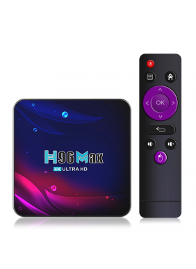 H96 Max V11 android 11.0 OS newest cheap smart tv box