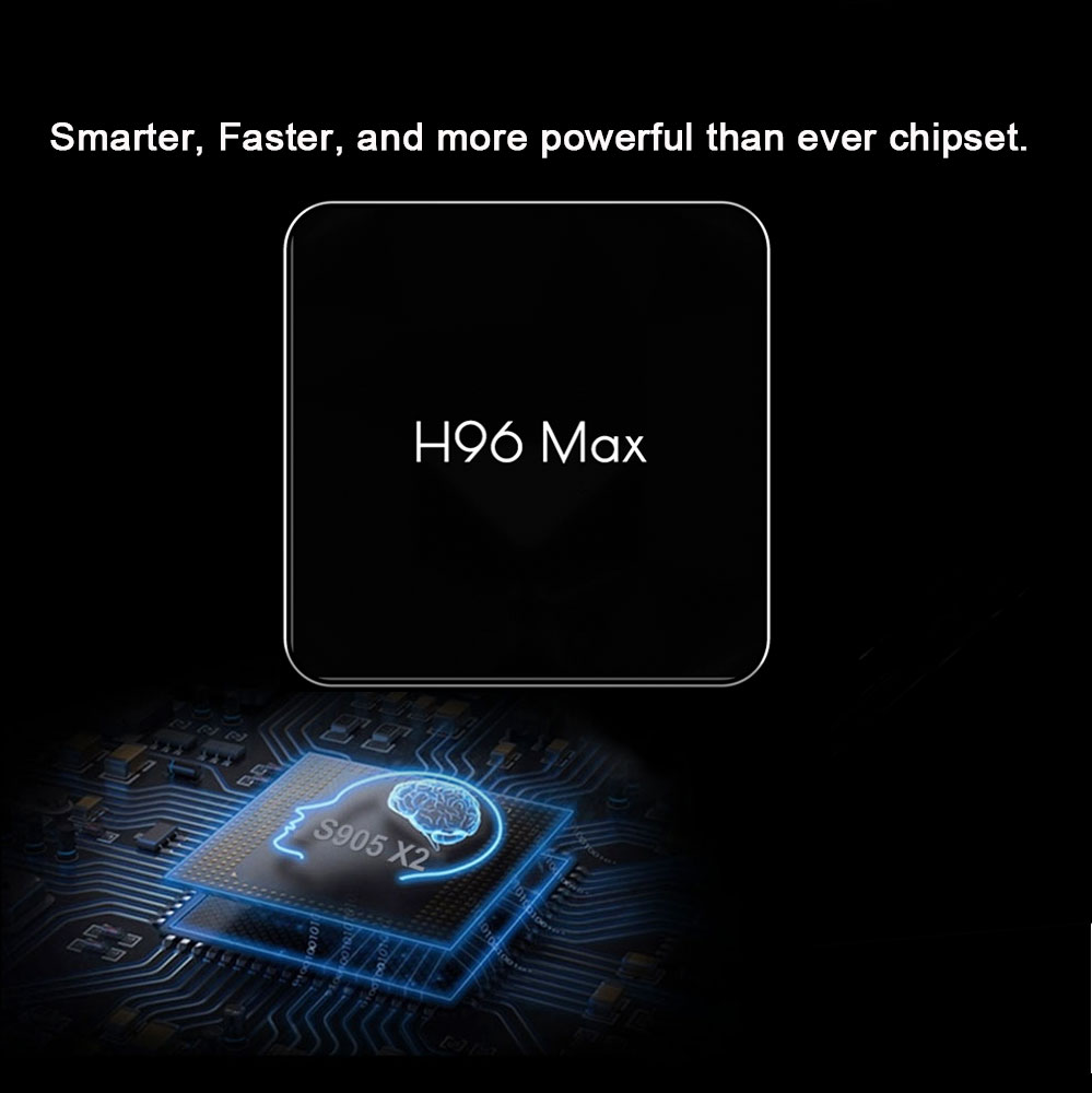 H96 Max X2 Voice remote control Android TV Box wholesale