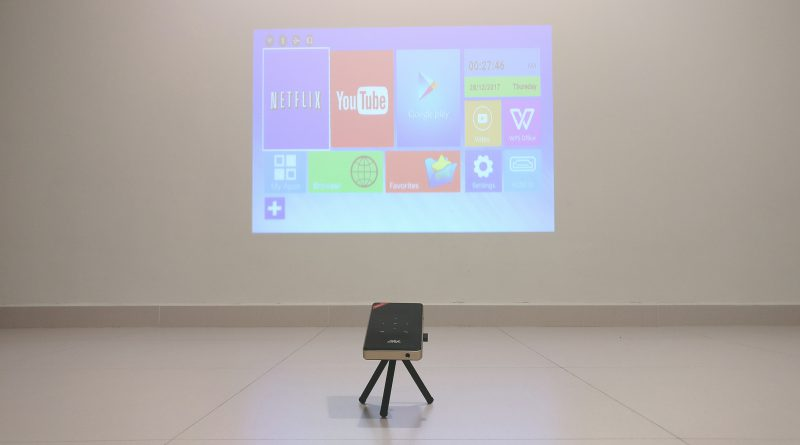 H96-p factory direct sales android pico projector