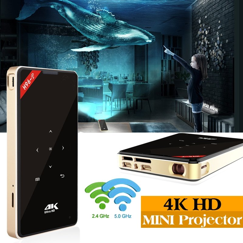 Best price buy H96 p smart DLP projector