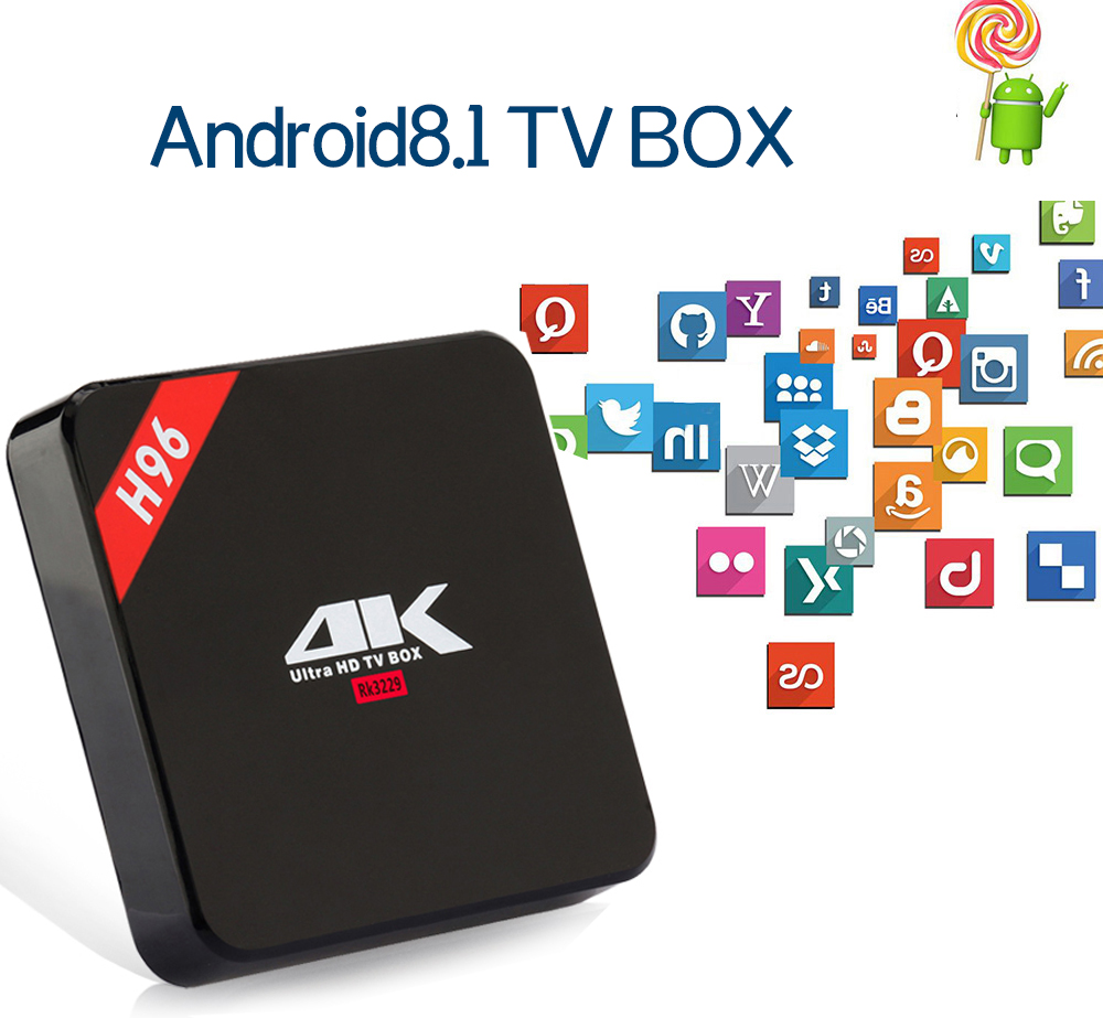 Best pricep h96 wholesale h96 android smart tv box bluetooth