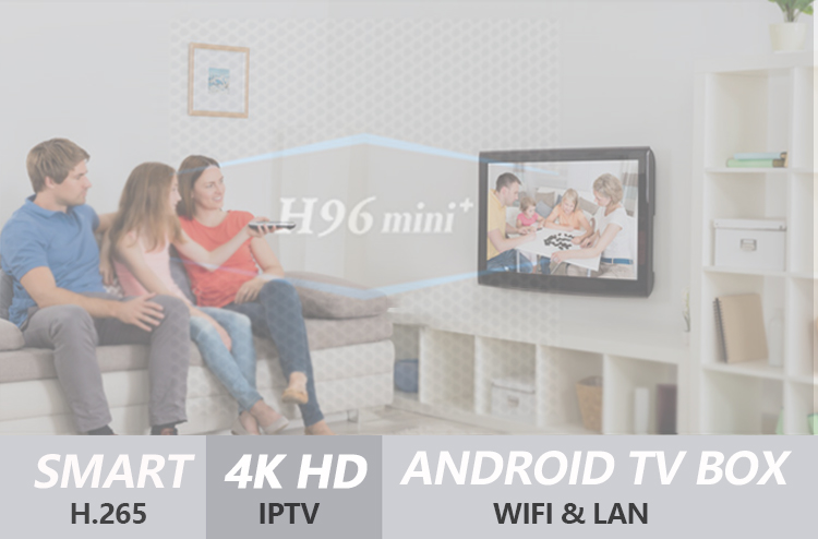 H96 mini plus best android stream tv box
