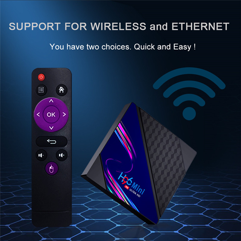 wifi tv box uk install Tik Tok