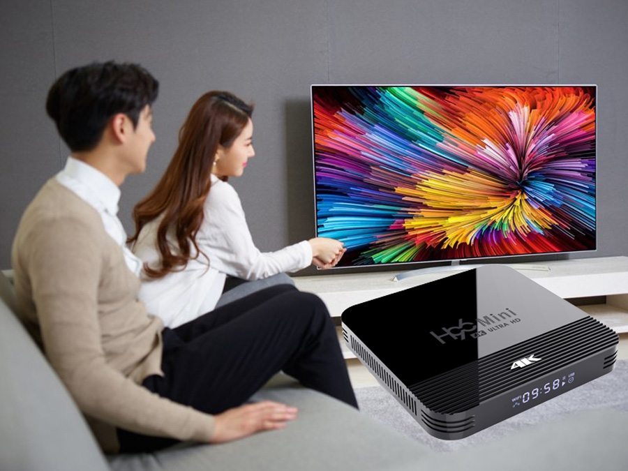 Smart android tv box trend in 2020