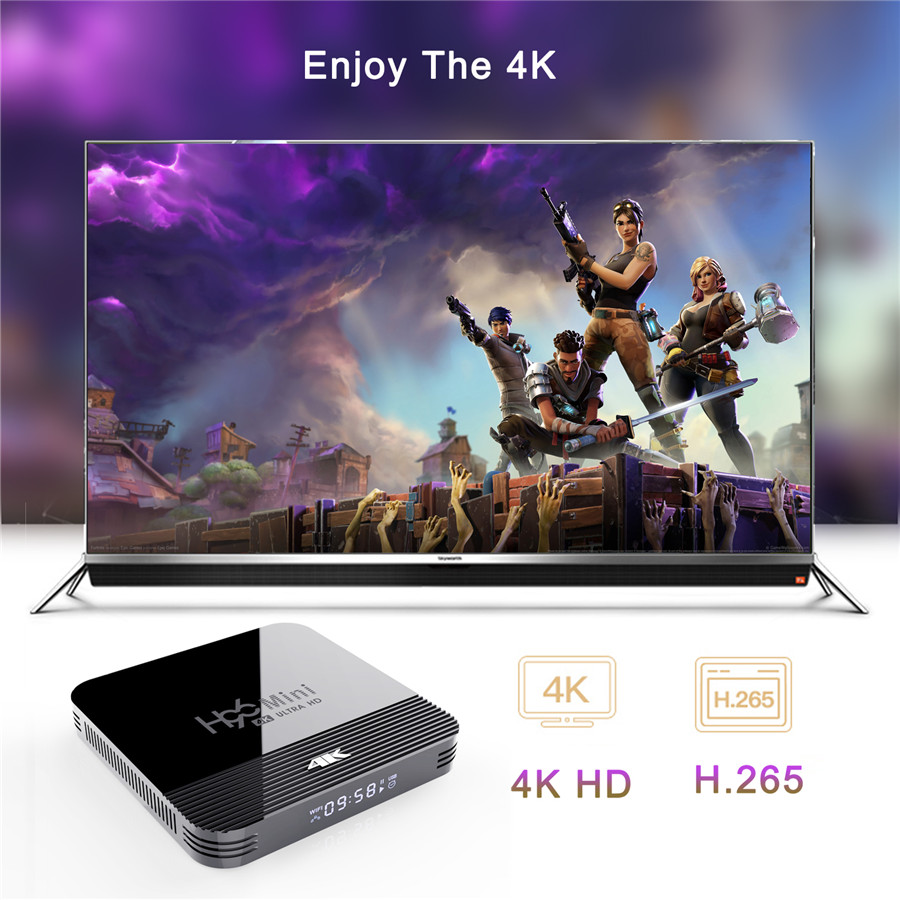 2019 best cheap 2GB 16GB wifi set top box