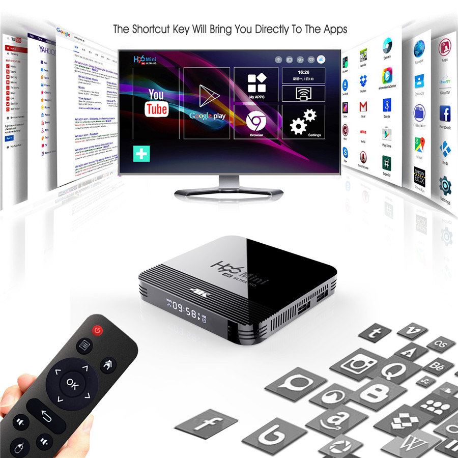 Amazon best sales smart set top box