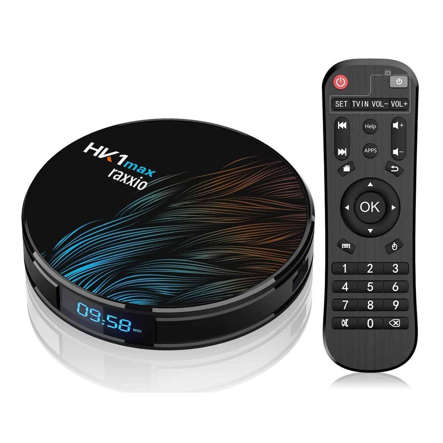 HK1 Max latest android tv box 2021