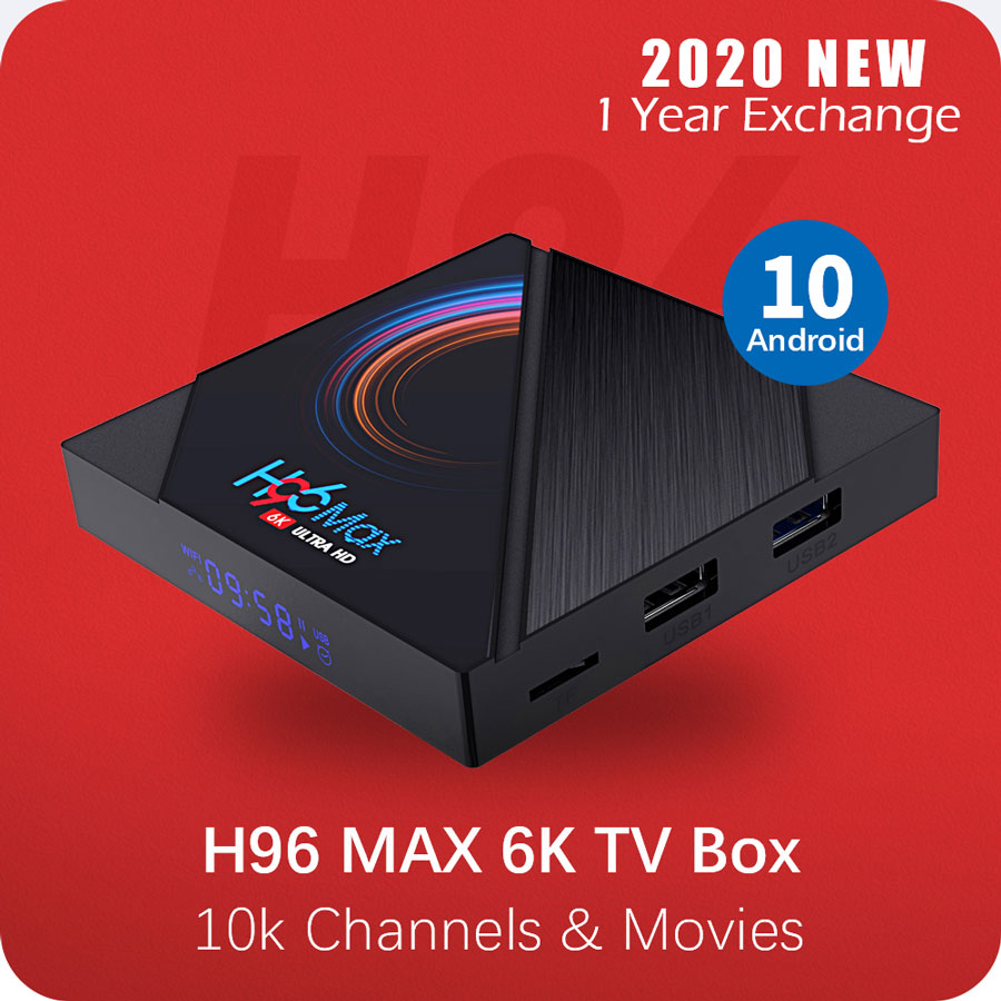 H96 mini H616 2021 top android tv box