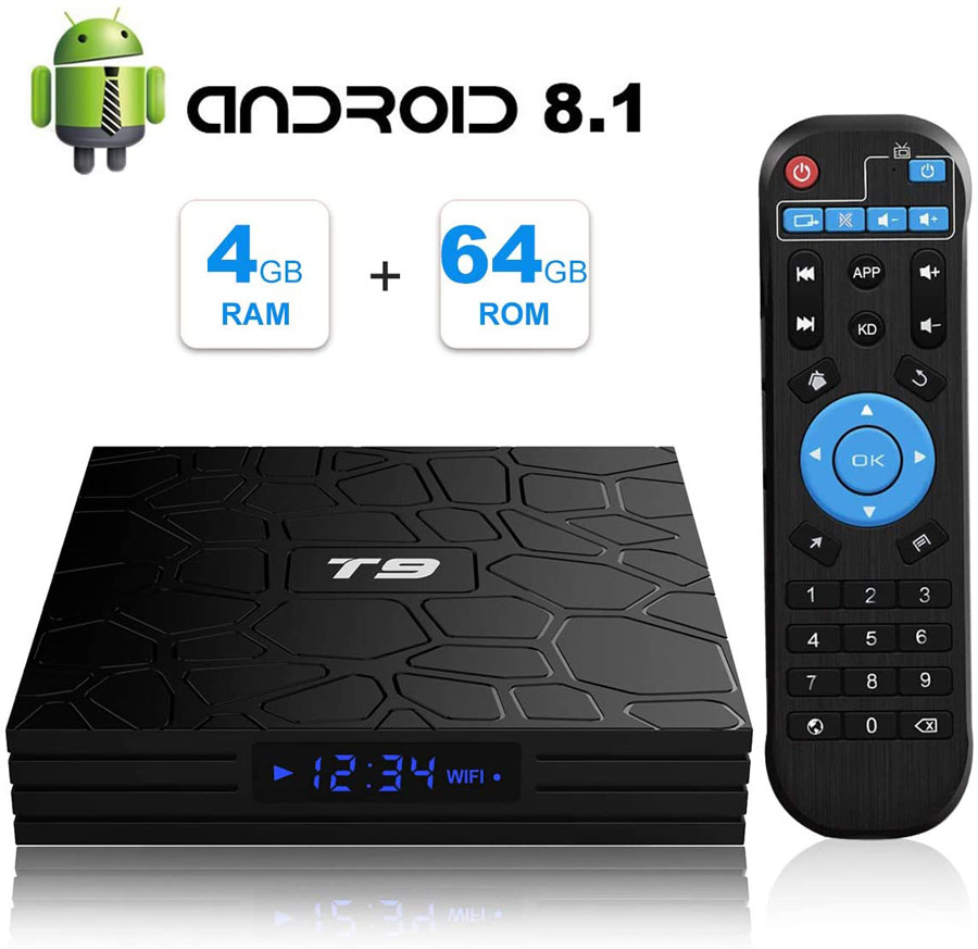Turewell T9 where to buy android tv box in 2021