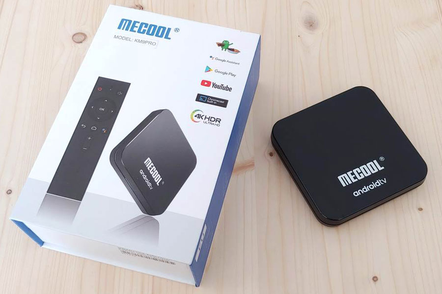Mecool MK9 Pro best android 11 tv box for kodi
