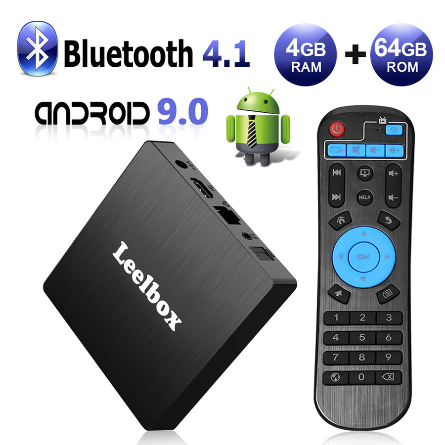 Mid Level android tv box apps 2021