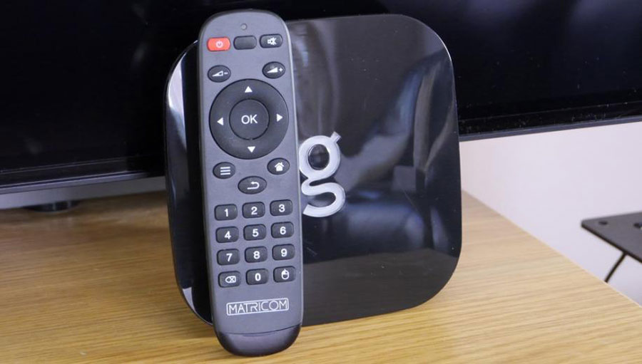 Matricom G Box android tv box for sale in 2021