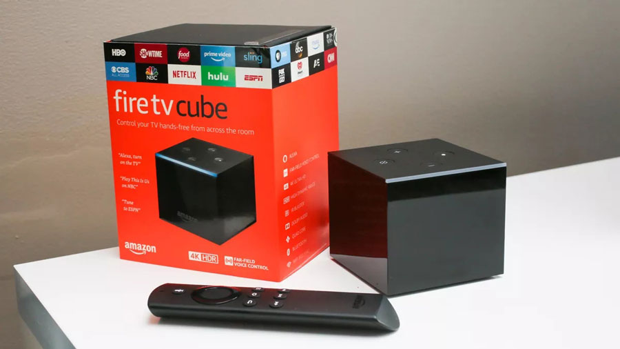 Fire TV Cube box tv android 2021
