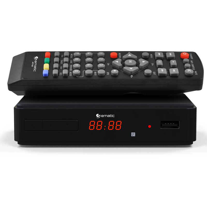 android TV box and the digital set-top box