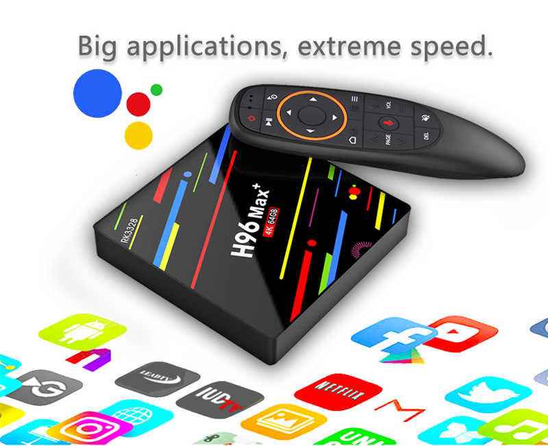 Best price rk3328 android90 kodi 4k tv box