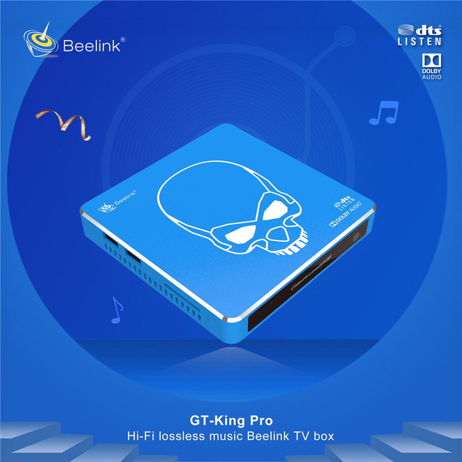 Beelink GT King Pro tv box suppliers from China