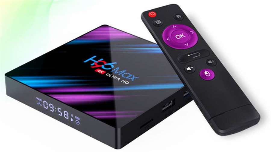 H96 MAX RK3318 tv box suppliers from China