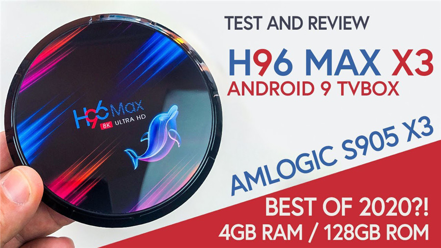 H96 max x3 tv box suppliers from China
