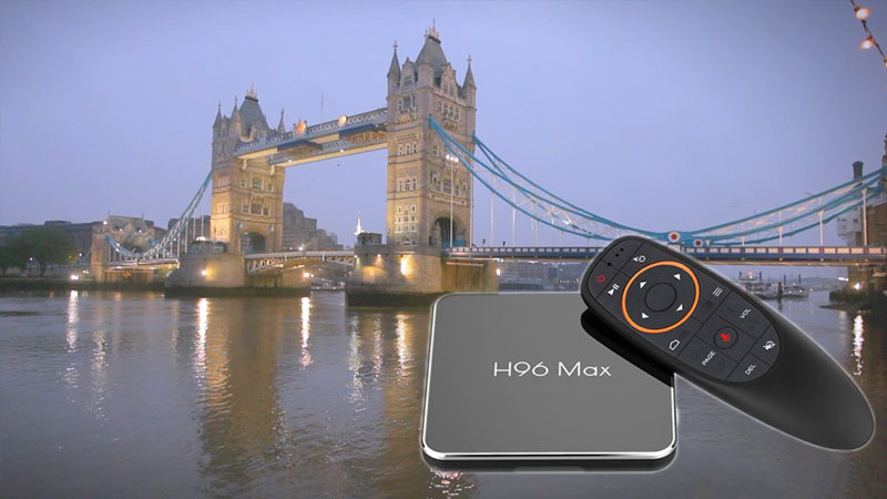 London where to buy 4k android tv box