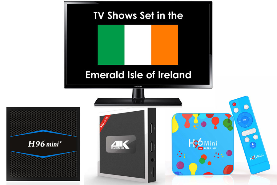 Custom Android smart set top box for Ireland
