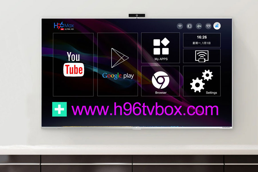 H96 tv box looking for tv box agent