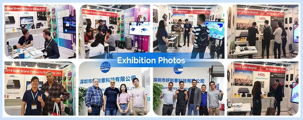 Global sources exhibition android tv box of best supplier