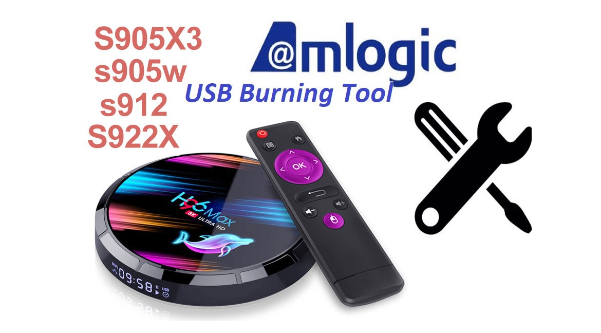 Amlogic SoC Firmware Update Guide for Android TV-Box