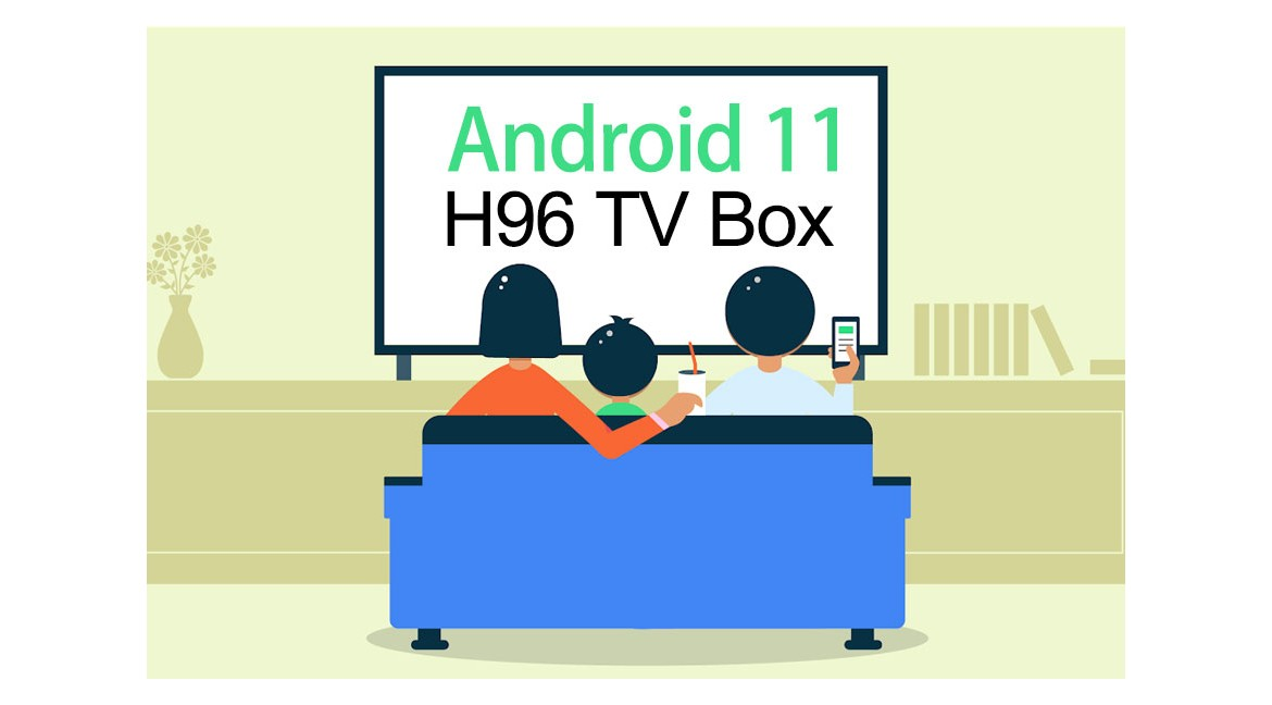 Release Smart tv box android 11 Beta in 2021