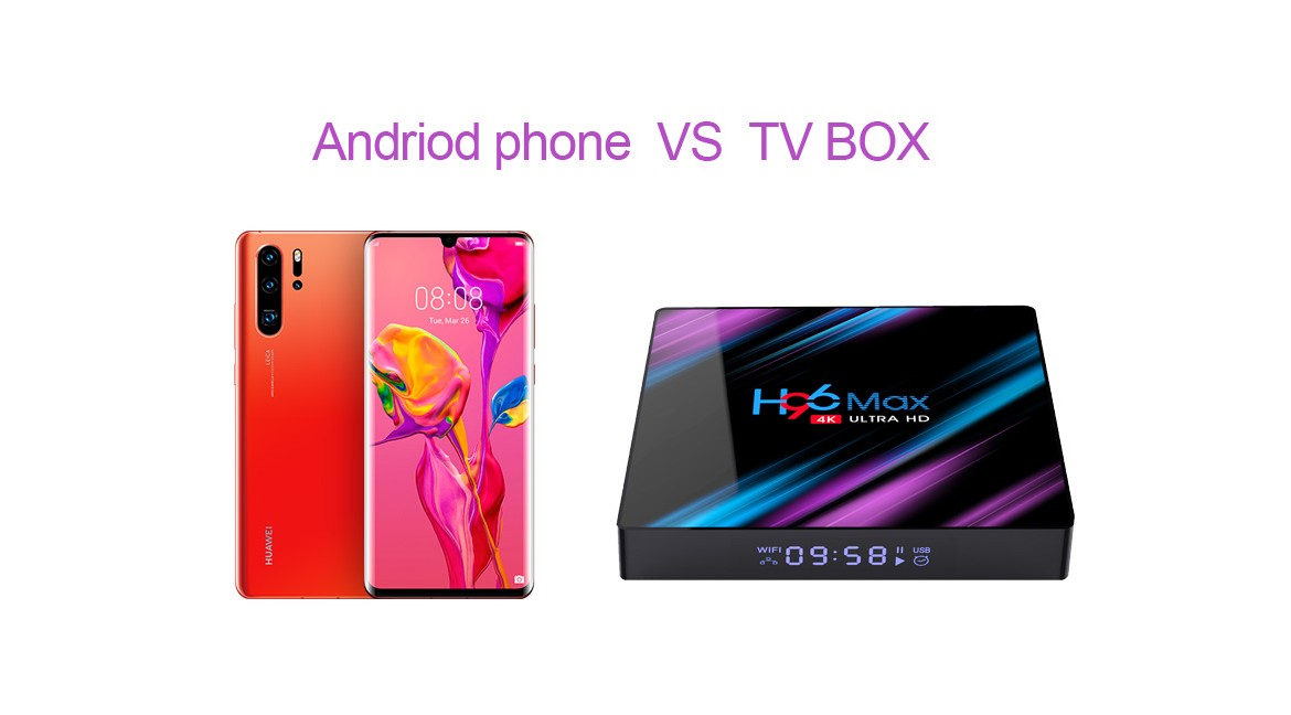 The difference between Android phone development and set-top box development