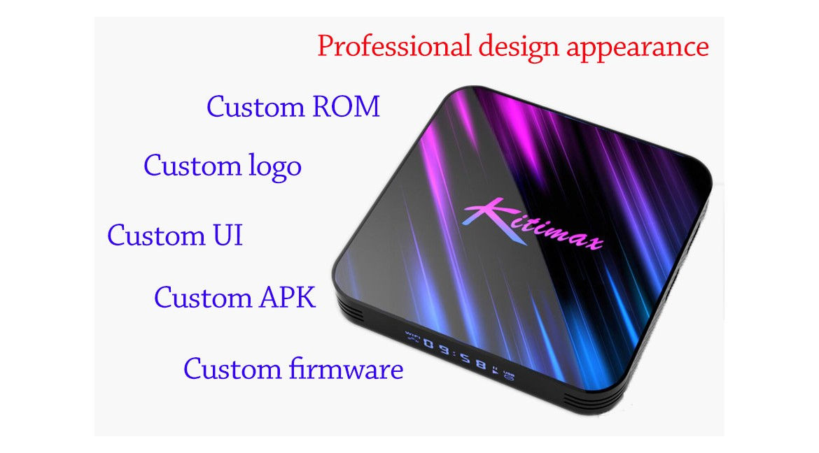How to customization logo and rom or firmware tv box