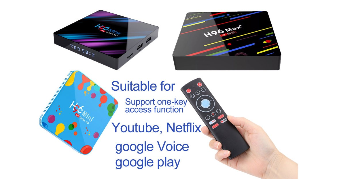 Android tv box manufacturer company in Shenzhen