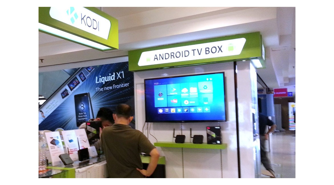 Buy Android boxes cheap in Malaysia