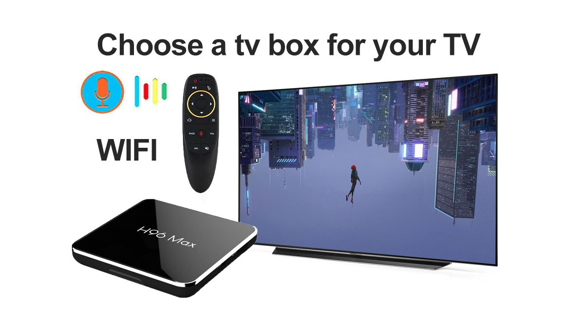 How should a novice choose a TV set-top box?