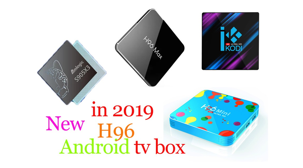 Factory released S905X3 tv box