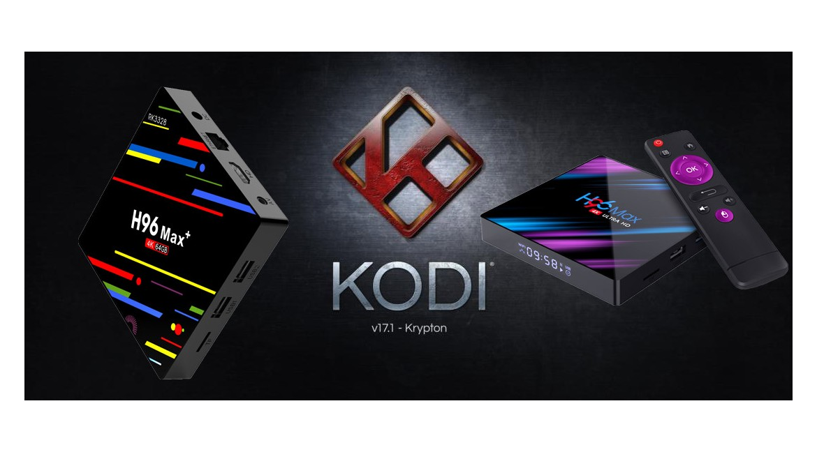Tv box of  KODI version anecdote