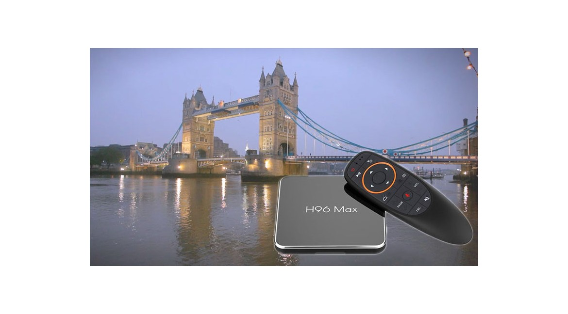 Buy best android tv box in London UK