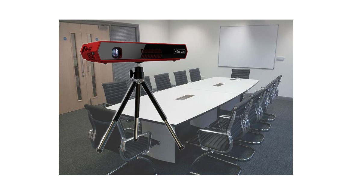 Smart project in conference room