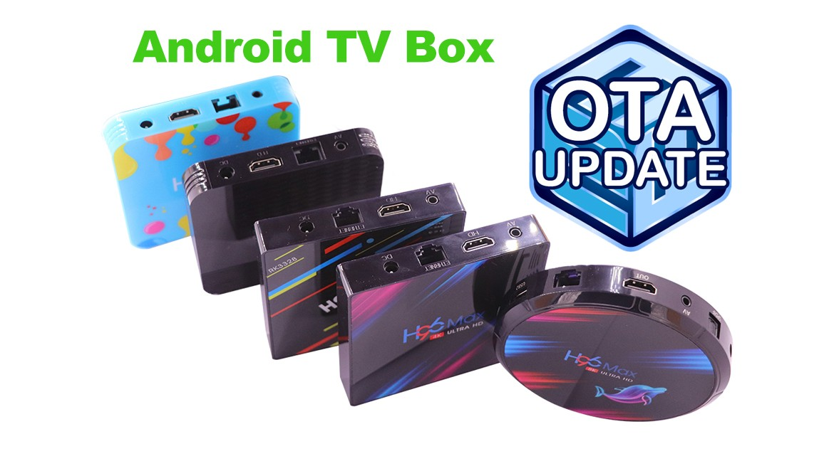 H96 OTA android tv box in 2020